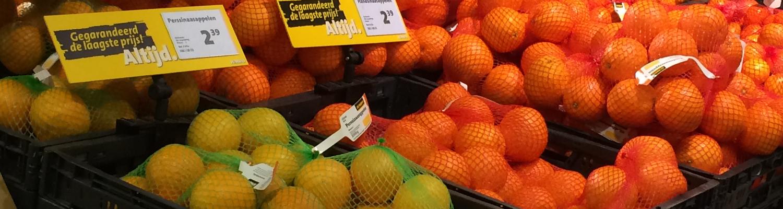 prijsmetingen groente en fruit